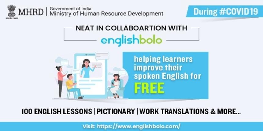 Coronavirus: NEAT offers online English programme for free