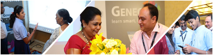 With Geneo The World is your classroom!