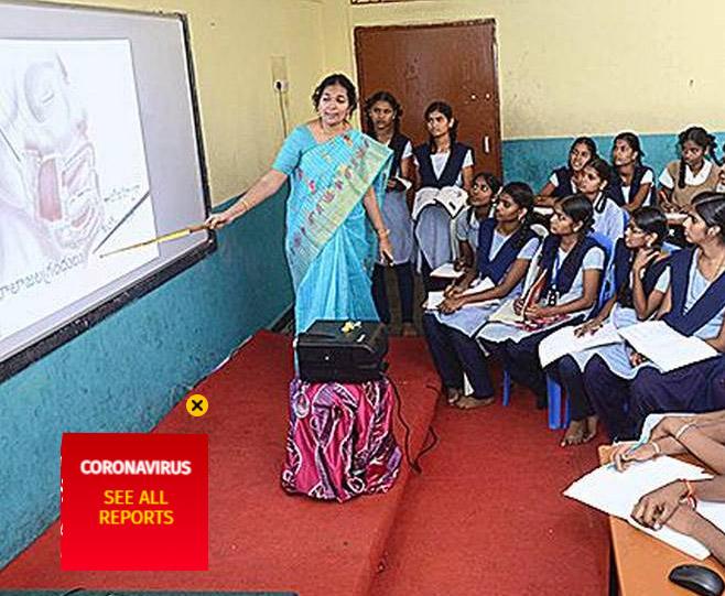 Digital literacy for govt. school students