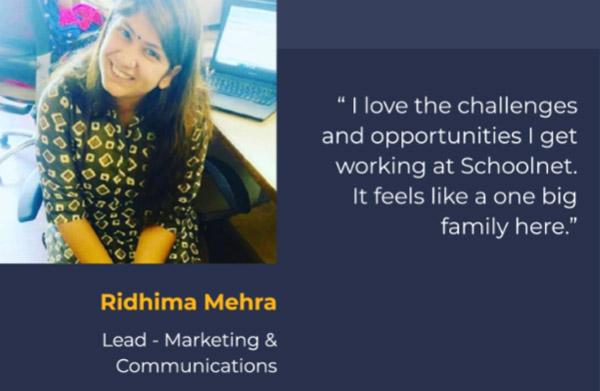 Ridhima Mehra
